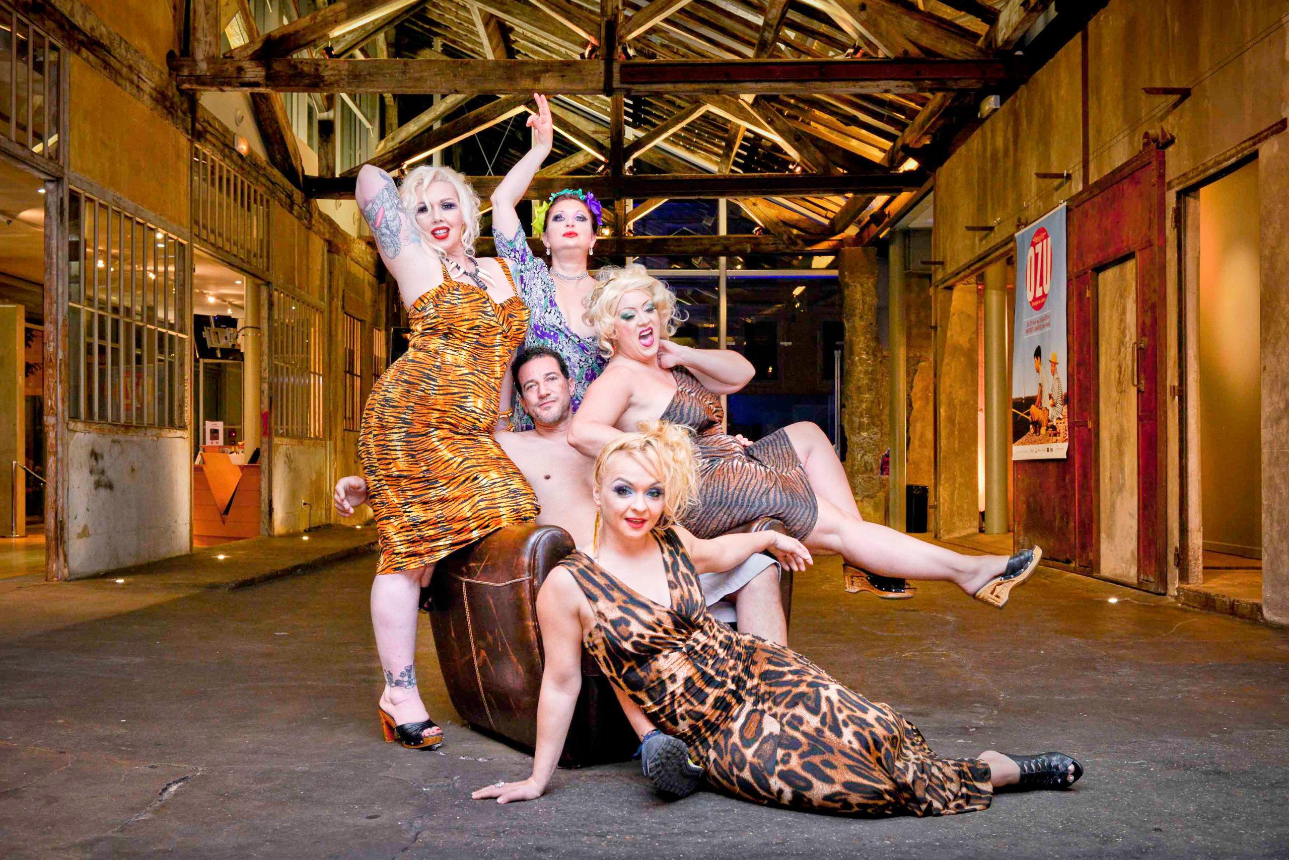 Cabaret New Burlesque (c) Anouck Oliviero