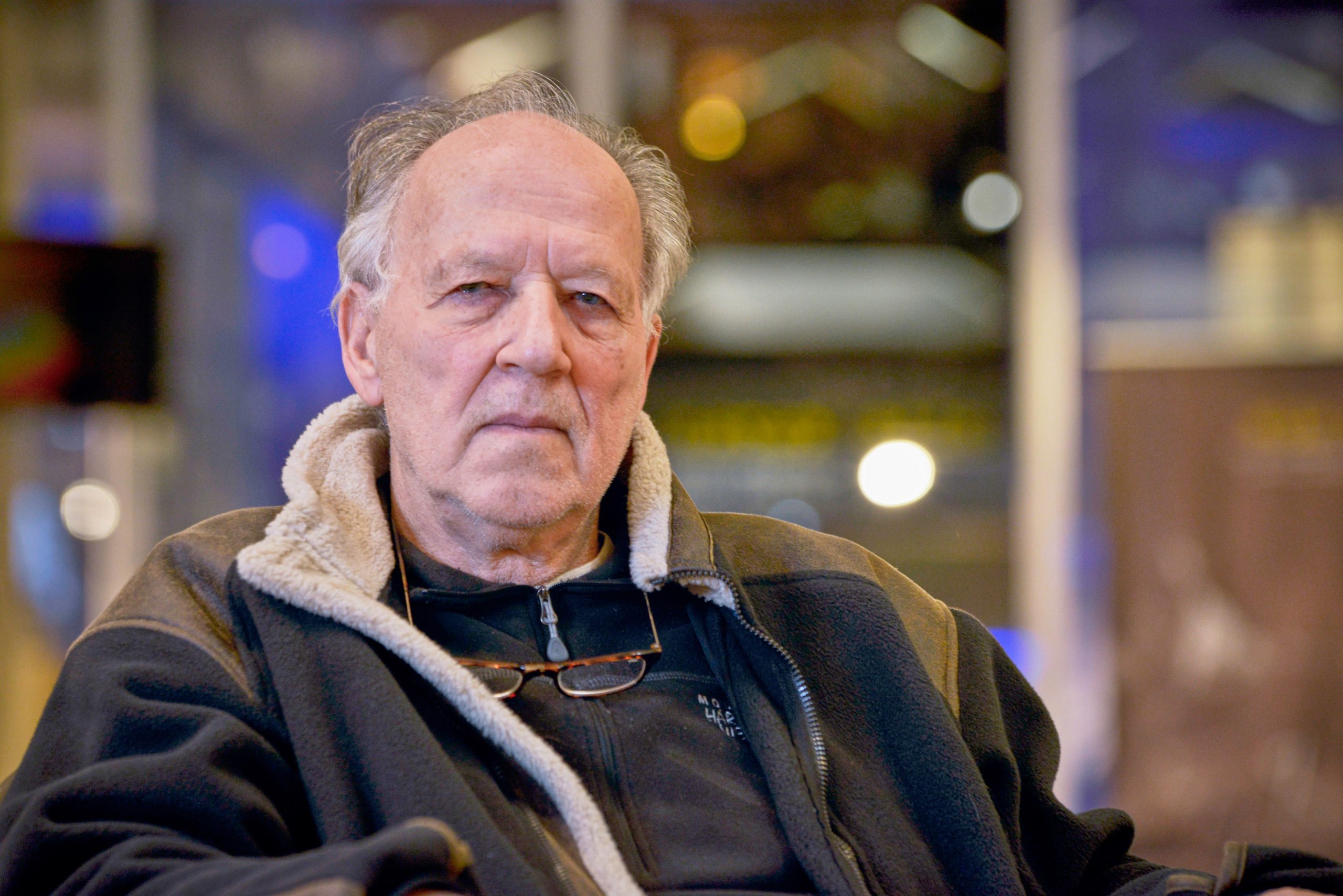 Werner Herzog (c) Anouck Oliviero